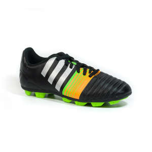Adidas Nitrocharge 4.0 Hg J Gyerek Focicipő #fekete-narancs-zöld 38 30426000