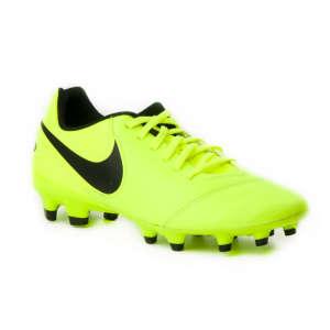 Nike Tiempo Genio 2 Leather FG Férfi Focicipő  zöld-neon  ba1ffbc66c