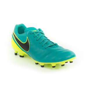 Nike Tiempo Genio II Leather FG Férfi Focicipő  türkiz-neon 41 30434007 d2ffbb586d