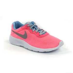 Nike Tanjun Gs Futócipő #pink-szürke 30366977