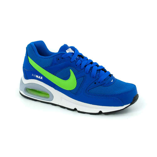Nike Air Max Command Gs fiú Utcai Cipő  kék  2d46b68d7a