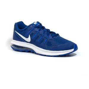 Nike Air Max Dynasty Gs Junior Fiú Futócipő #kék-fehér 30367246