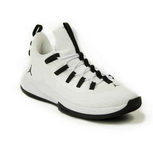 Nike Air Jordan Ultra Fly 2 Low Férfi Kosárlabda Cipő  fehér-fekete ... 47a7343538