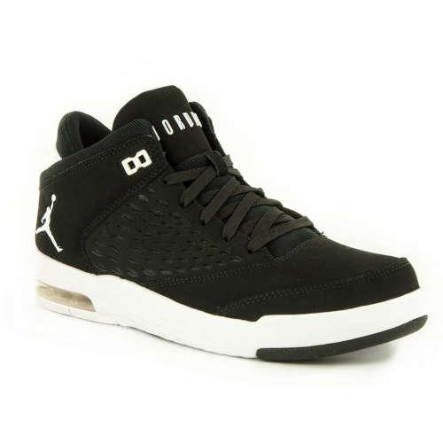 Nike Air Jordan Flight Origin 4 Férfi Kosárlabda Cipő  fekete-fehér ... 681e37d1f1