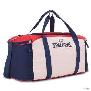 Spalding Sporttáska #kék-fehér-piros 30368079