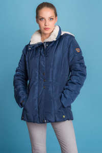 Női kabát, dzseki