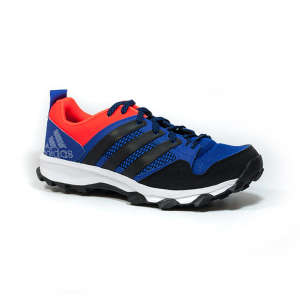 Adidas Kanadia Tr K Terep Futócipő #kék-fekete-narancs 30368148