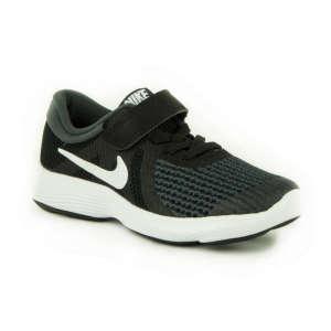 Nike Revolution 4 PSV Fiú Sportcipő  fekete-fehér. 33 ... 61aecb276a