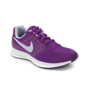 Nike Downshifter 7 Gs Futócipő #lila-fehér 30368160