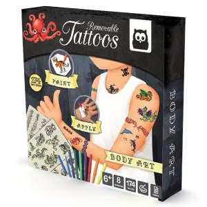Eurekakids - Tetováló műhely 2 30404505 Tetoválás