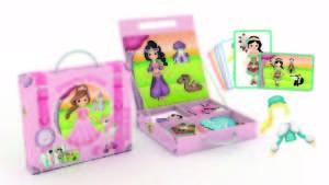 Eurekakids - Mágneses játék - A világ hercegnői 30405725