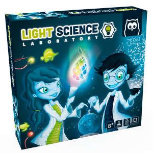 Eurekakids - Light laboratory 30405402 Tudományos és felfedező játék