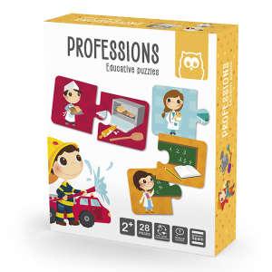 Eurekakids - Montessori Puzzle - foglalkozások 30405657 Fejlesztő játék ovisoknak