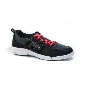 Adidas Mardea Női Training Cipő #fekete-szürke-pink 30369129