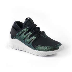 Adidas Original Tubular Nova Pk Női Sportcipő  fekete-türkiz 2067db66df