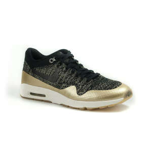 Nike Air Max 1 Ultra Női Sportcipő  fekete-arany 15d28e03cd