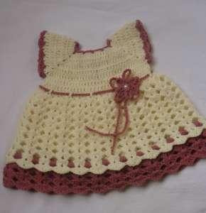 Horgolt ruhácska 30370473 Alkalmi és ünneplő ruha