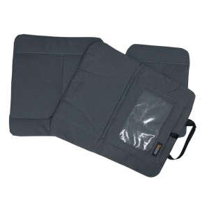 BeSafe Ülőfelület védő tablet tartóval #fekete 30401219 Háttámla- és ülőfelületvédő