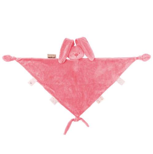 Nattou Szundikendő Maxi Lapidou - Nyuszi #rózsaszín