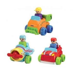 Tomy Nyomd meg és menj! jármű 30401258