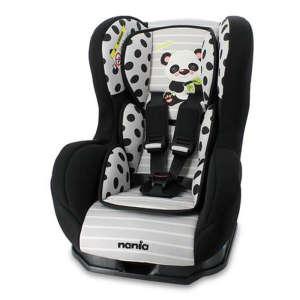 Nania Cosmo Animals biztonsági Autósülés 0-18kg - Panda 2018