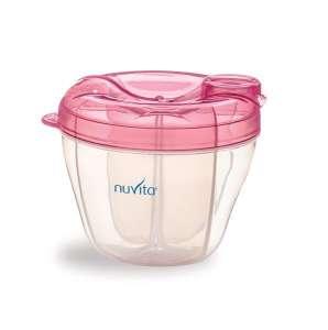 Nuvita Tápszertartó #rózsaszín 31301251 Nuvita