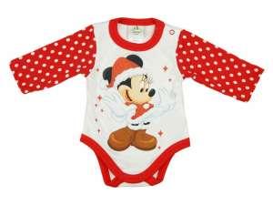 Disney Minnie hosszú ujjú kombidressz Karácsony (méret  56) 7467de6ab6