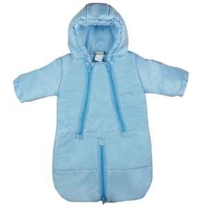 Bébi téli vízlepergetős Bundazsák #kék (méret:62-68) 30402187 Lábzsák és bundazsák