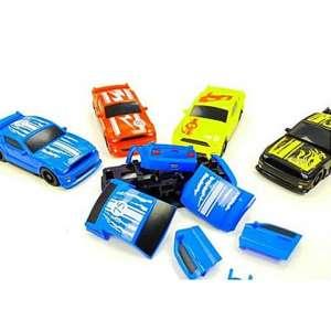 Fast Crash összeépíthető kisautó 30476765 Autós játékok, autó, jármű
