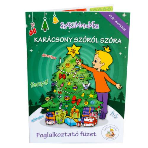 SzóKiMondóka - Karácsony szóról szóra
