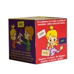 Szókimondóka interaktív Játék - Mondóka kocka 30402947 Interaktív gyerek játék