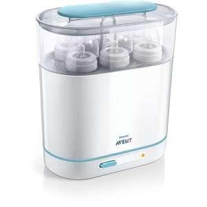 Avent 3 az 1-ben elektromos Gőzsterilizáló 30421632 Sterilizáló