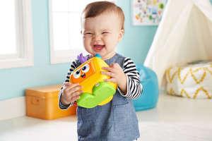 Fisher Price Érzelmes szörnyecske 30492684 Fejlesztő játék babáknak