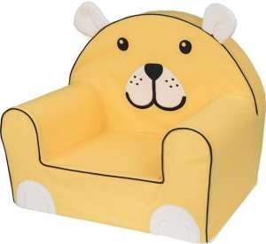 Bubaba Babafotel 3D - Mackó #sárga 30422024