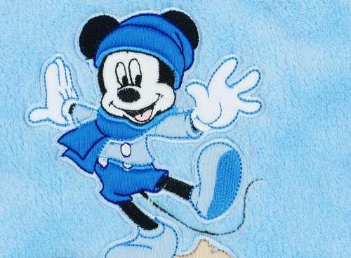Disney Mickey wellsoft Bundazsák  kék  60b562ff1e