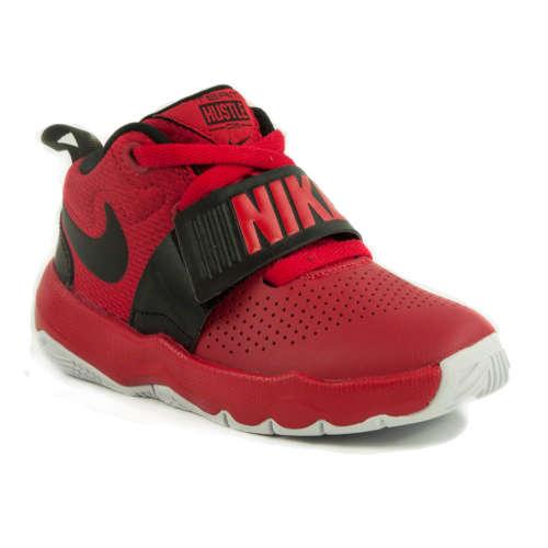 Nike Team Hustle Psv Sportcipő  piros-fekete  ed47982685