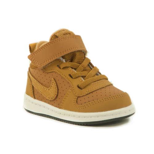 Nike Court Borough Mid Td Száras Cipő  bézs  12015136a8