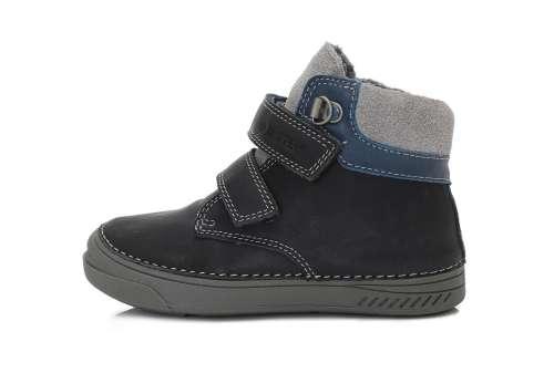 D.D.Step bélelt fiú Gyerekcipő #kék 25-30