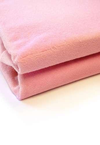 Bobobaby frottír matracvédő Lepedő 60x120cm #rózsaszín
