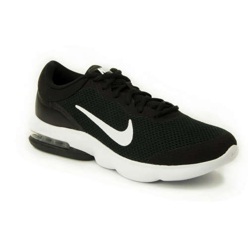 Nike Air Advantage Férfi Sportcipő  fekete-fehér  91ac151e4e