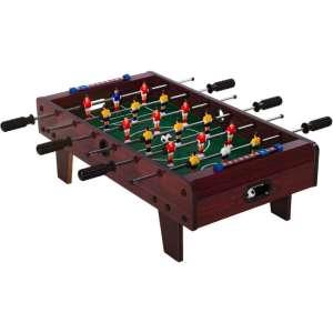 Mini asztali foci lábakkal - sötét 30427463