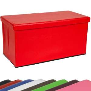 Összecsukható pad tároló hellyel #piros 30429516