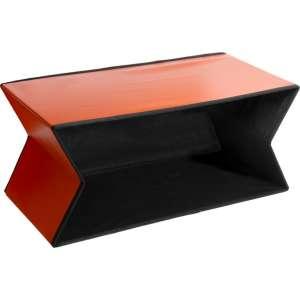 Összecsukható pad tároló hellyel #narancssárga 30429524