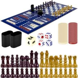Többfunkciós játékasztal - Multi 15, világos barna 30431018