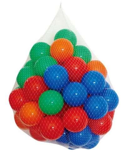 Bestway Műanyag labdák - 100db