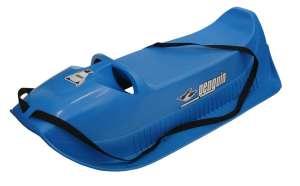 Pinguin Alfa szánkó müanyag #kék 30431766