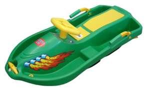 Snow Boatkormányozható bob #zöld 30433160