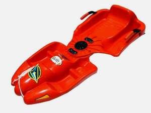 Kormányozható bob Galaxy #piros 30433162