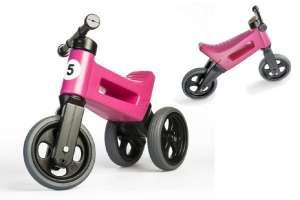 Futóbicikli Funny Wheels 2in1 #rózsaszín 30433298