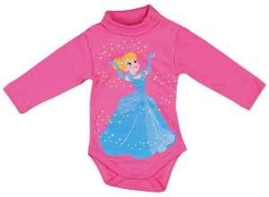 Disney Princess/Hercegnők lányka garbós, hosszú ujjú kombidressz 30478981
